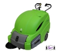 Battery Powered Warehouse Sweeper, 28""