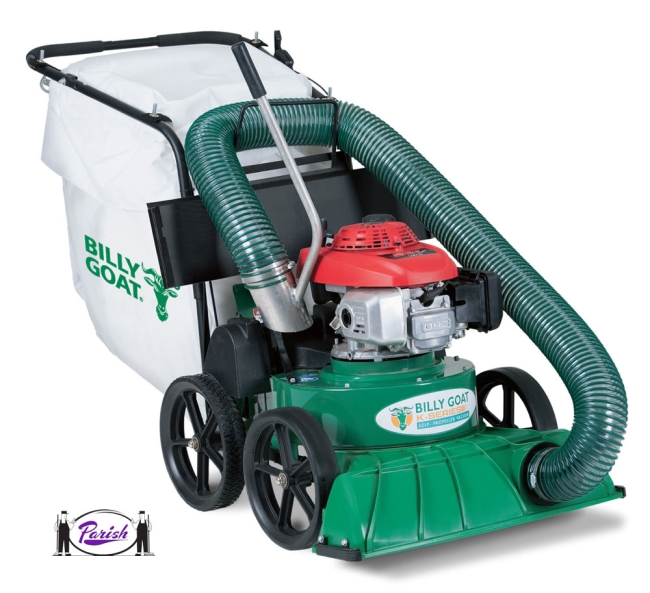 Lawn and Turf Vacuum - Billy Goat KV Pro Series Vacuum