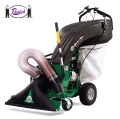 Self Propelled Billy Goat - Outdoor Vacuum for Parking Lots (QV)