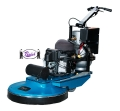 "24"" & 27"" Propane Floor Buffer with Dust Collection System"