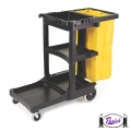 Rubbermaid Compact Janitor Cart (6173)