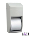 Double Roll Tissue Dispenser (gray)