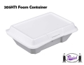 Foam Carry-Out Food Containers