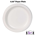 Paper Plates, Clay Coated