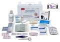 First Aid Kit - Metal Cabinet (25 person)