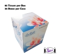Facial Tissue - Cube Box