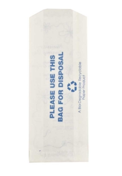 Provide An Excellent Sanitary Napkin Disposal Option Bags Allow For Easy Individual Courtesy Are