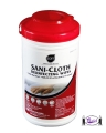 Disinfectant Wipes, Sani Cloth