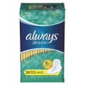 Ultra Thin Regular Pads - Always w/ Wings