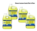 Dawn Lemon Pot & Pan Detergent (gallon)