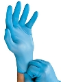 Nitrile and Latex Gloves