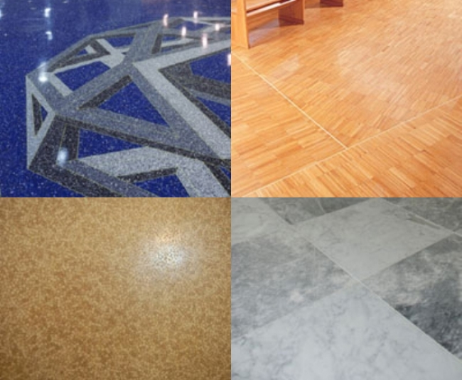 Hard Floor Maintenance For Various Types Of Floor Surfaces
