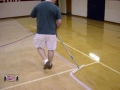 How To Recoat a Gym Floor with Water Based Finish