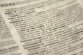 Glossary of Cleaning Terms