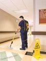 How to Finish Floors Using Microfiber