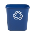 Recycle Wastebaskets (28 Quart)