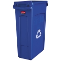 Slim Jim Recycling Container