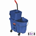 Wavebrake Mop Bucket Kit (Blue)