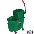 Wavebrake Mop Bucket Kit (Green)