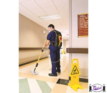 Next. The Easy To Use, Portable Floor Finish Applicator ...